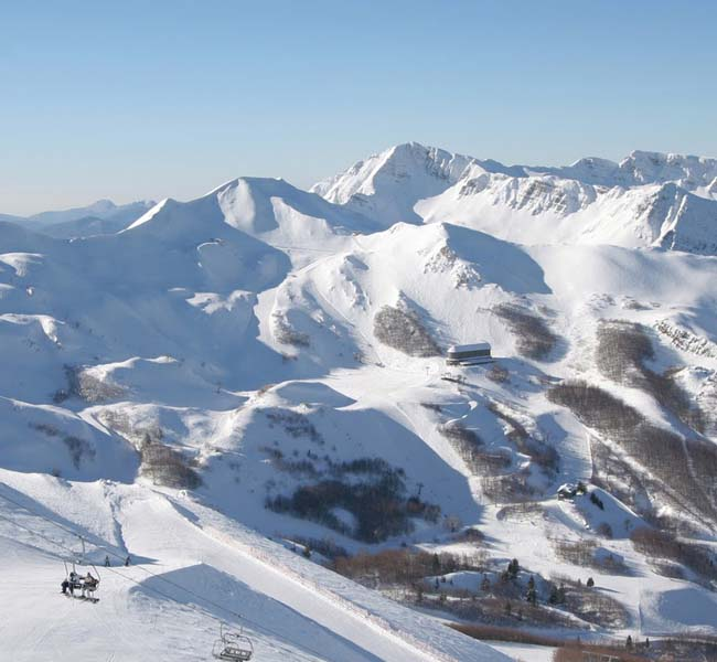 Holiday Ski packages Italy